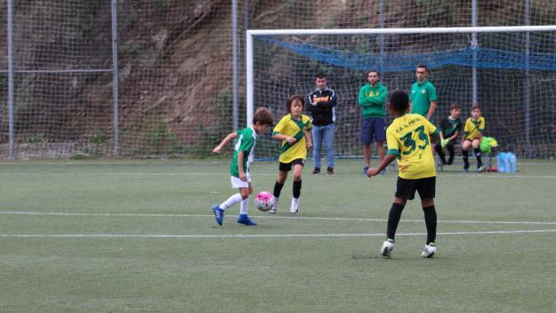 Els equips benjamins del Valldoreix FC no podran entrenar-se a Valldoreix / Font: Valldoreix FC