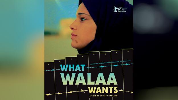 Cinefòrum: 'What Walaa Wants'