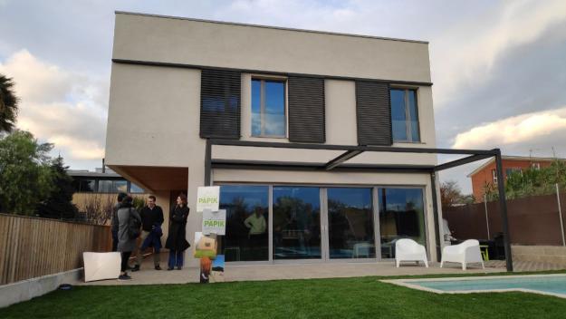 Les cases eficients tindran bonificacions sobre l'ICIO / Foto: Cugat Mèdia