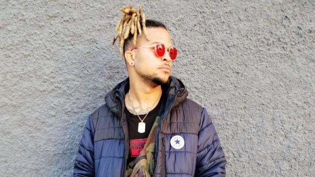 Músic urbà i creador de videoclips A-Killer (Aquiles), convidat del tècnic de so Jeika al 'Sant Cugat a fons'