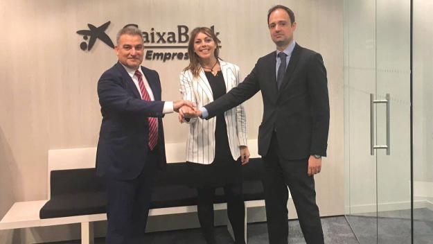 CaixaBank i Sant Cugat Empresarial renoven l'acord de col·laboració