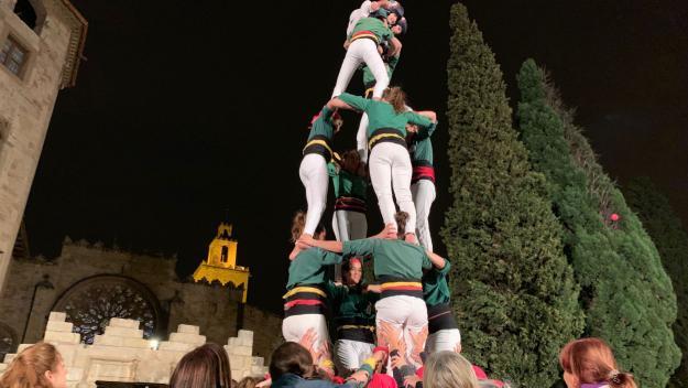 Segon Castell de Dones dels Gausacs / Foto: Cugat Mèdia