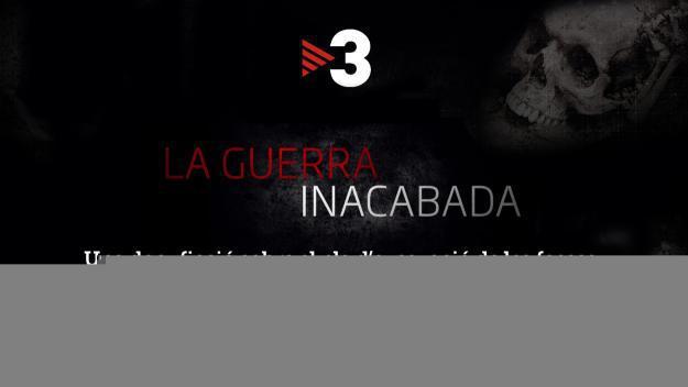 Presentació del Programa d'Identificació Genètica i el documental 'La guerra inacabada'