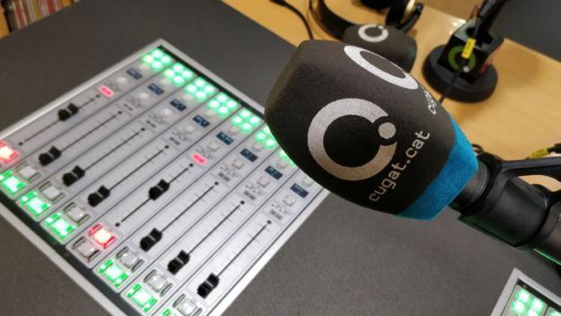 Un nou espai al 91.5 FM / Foto: Cugat Mèdia