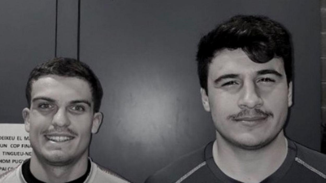 El Rugby Sant Cugat, amb la campanya Movember / Font: Ruby Sant Cugat