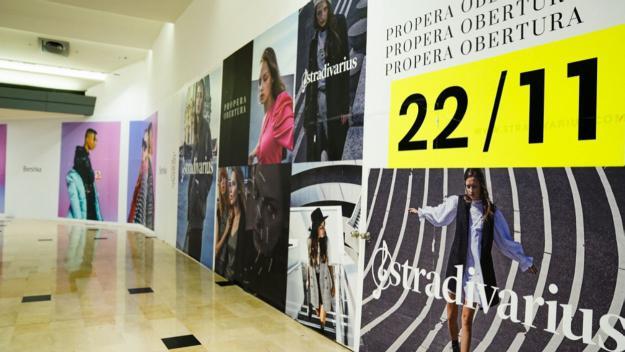 Les botigues es troben a la planta baixa del Sant Cugat Centre Comercial / Foto: Guillem Babitsch