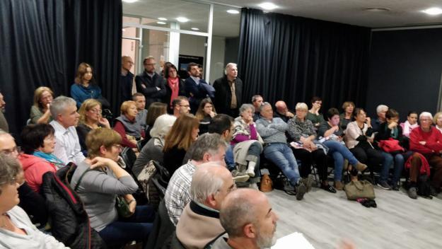 Xoc entre les associacions de veïns de Mira-sol i l'Ajuntament pel PMU de Can Cabassa