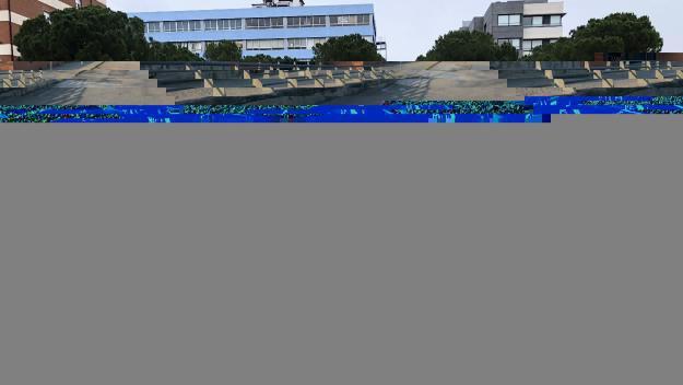 El nou amfiteatre, amb quatre grades, és un dels punts més conflictius del projecte / Foto: Cugat Mèdia