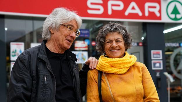 Jaume Ibars i Roser Segura / Foto: Guillem Babitsch (Cugat Mèdia)