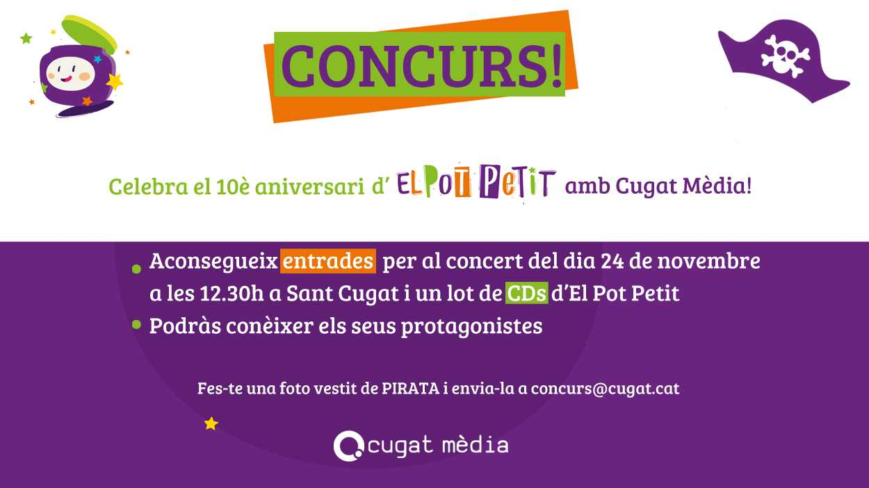 Participa! / Foto: Cugat Mèdia
