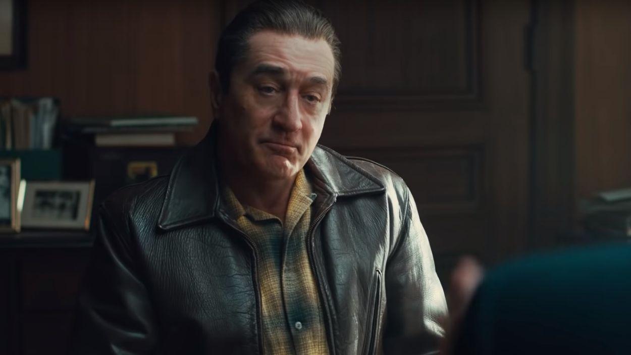 Robert De Niro, Al Pacino i Joe Pesci protagonitzen 'L'Irlandès', de Martin Scorsese. /Font: Frame trailer (Youtube)