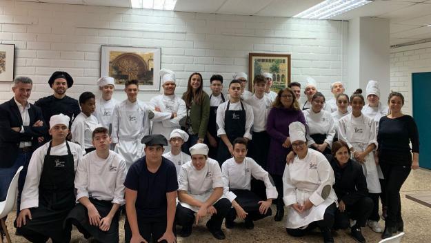 L'Institut FP de Sant Cugat obrirà al públic un restaurant gestionat pels alumnes