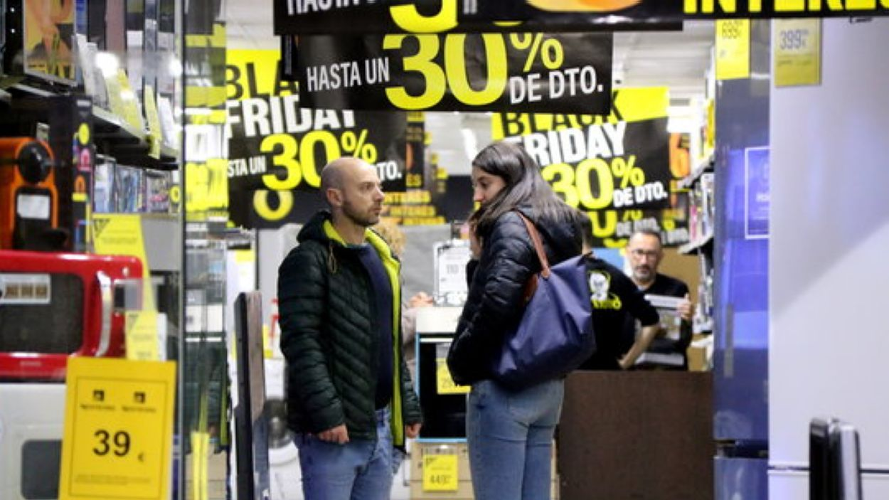 Consells per comprar amb sentit comú al Black Friday