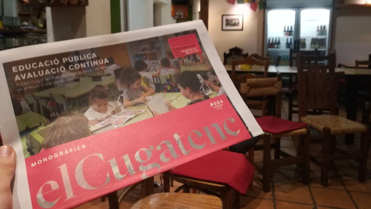 L'educació pública vista des d'una perspectiva local centra el quart monogràfic d'elCugatenc