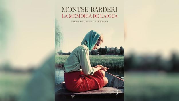 Presentació de llibre: 'La memòria de l'aigua', de Montse Barderi
