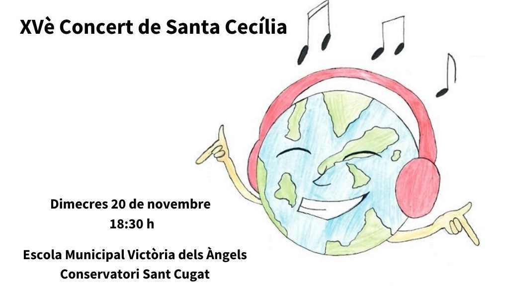 15è Concert solidari de Santa Cecília