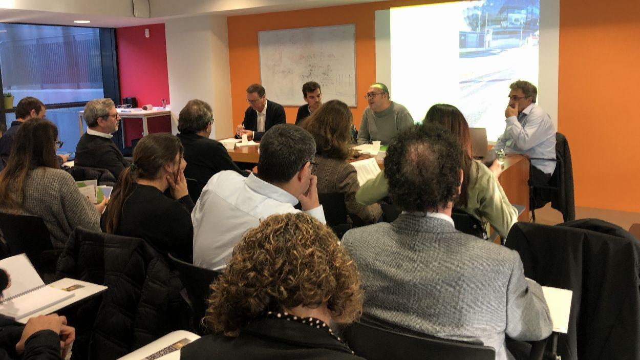 L'Ajuntament demana col·laboració a empreses, escoles i ciutadania per millorar la mobilitat