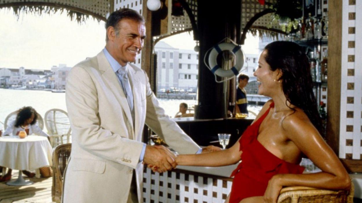 Corsellas va doblar Sean Connery a 'Mai no diguis mai més'