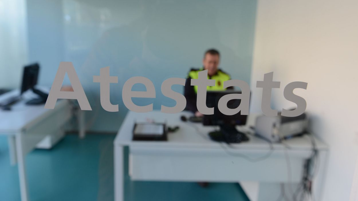 Imatge de la comissaria de la Policia Local / Foto: Localpres