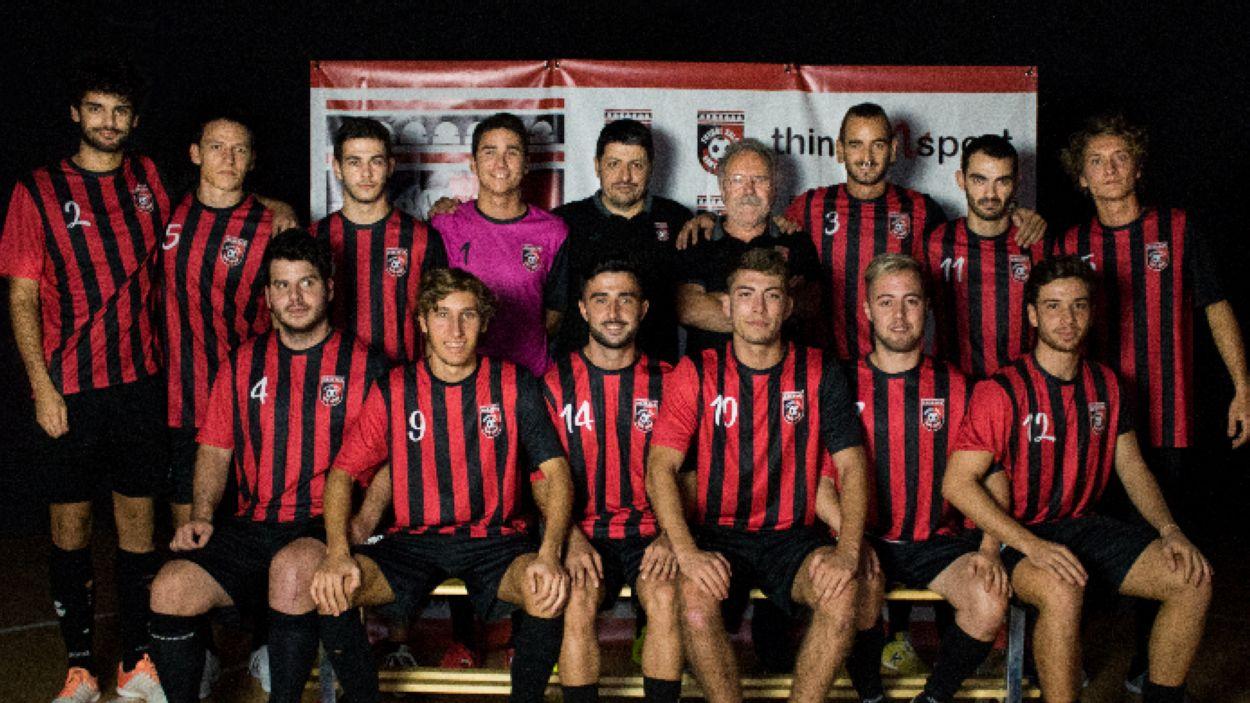 Plantilla del Futbol Sala Sant Cugat / Font: FS Sant Cugat
