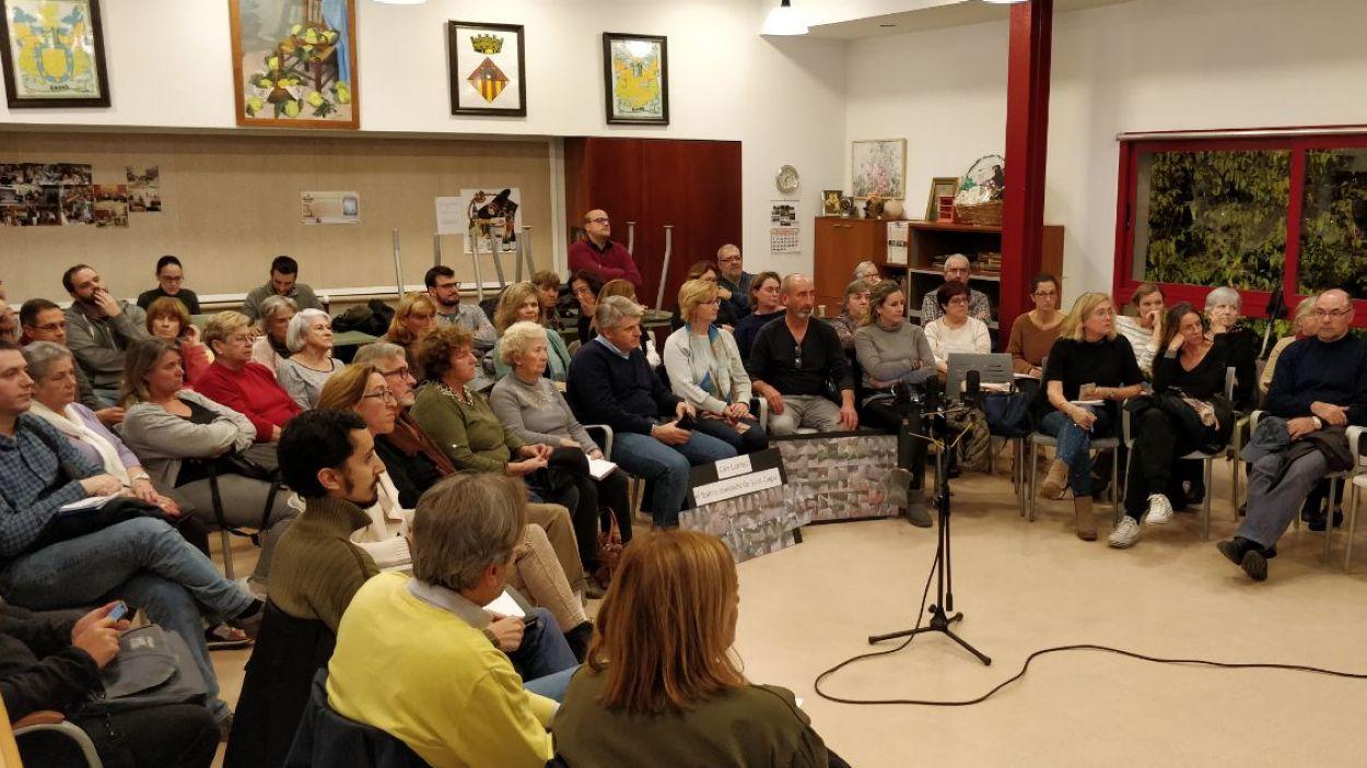 Una imatge d'un consell anterior / Foto: Cugat Mèdia