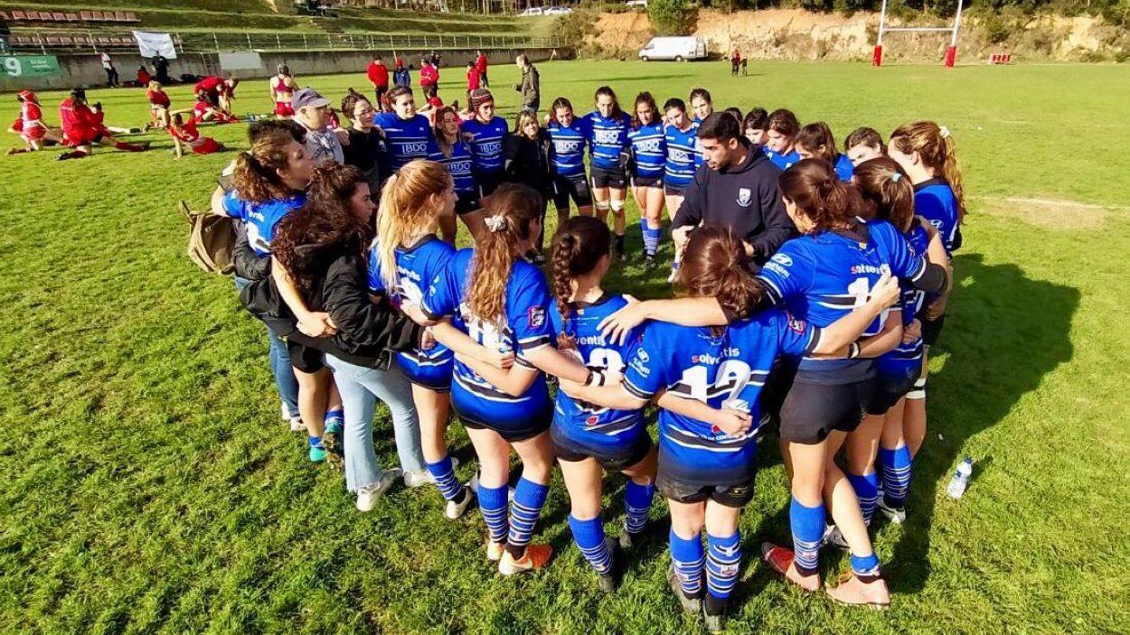 Imatge de l'equip femení / Font: Ferran de las Rozas