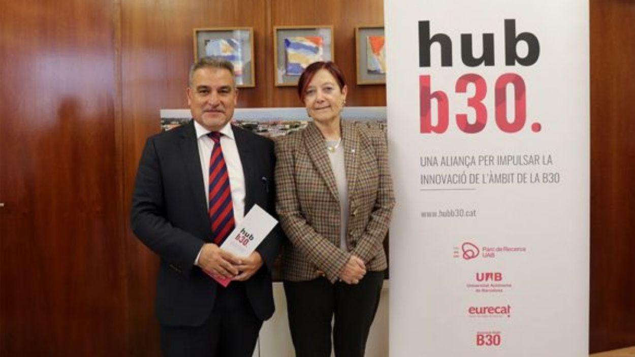 Sant Cugat Empresarial s'uneix al Hub b30