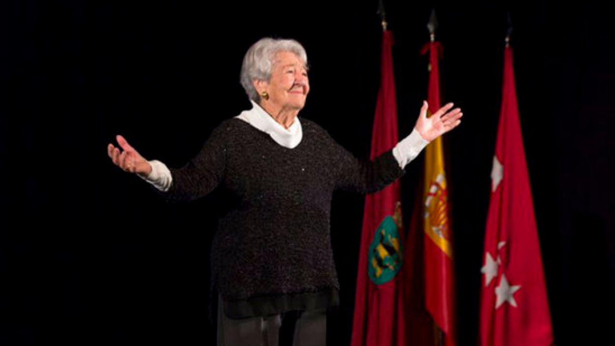 Assumpció Balaguer ha mort aquest mes als 94 anys / Foto: ACN
