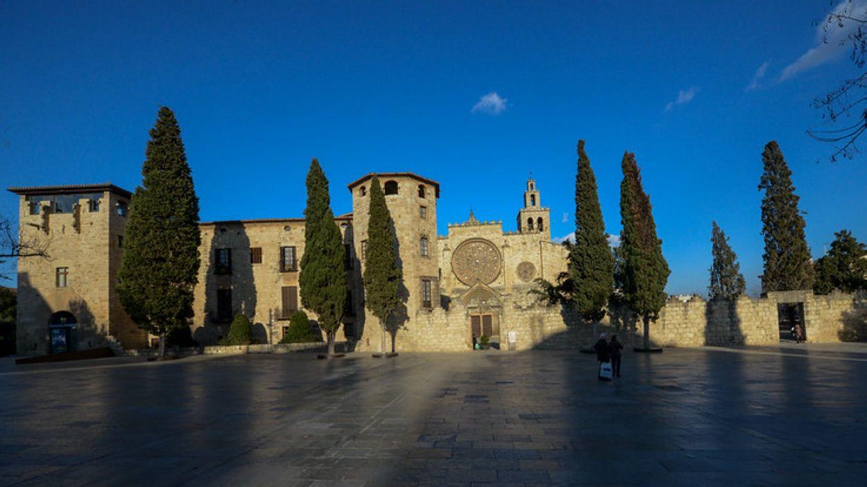 El Monestir de Sant Cugat / Foto: Localpres