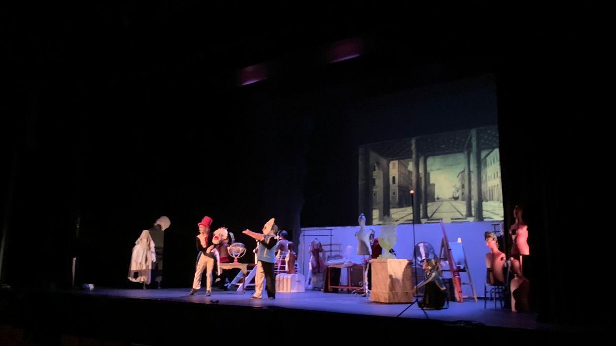 'Allegro Vivace' ha passat pel Teatre-Auditori / Foto: Cugat Mèdia