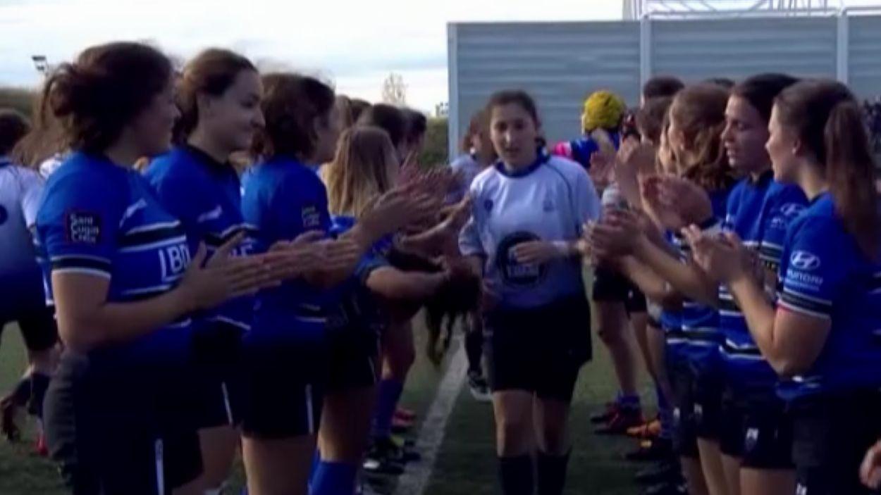 El Rugby Sant Cugat continua assolint èxits / Font: Cugat Mèdia