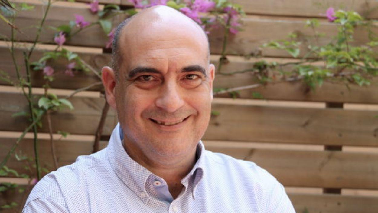El periodista i escriptor santcugatenc, Xavier Bosch / Foto: ACN