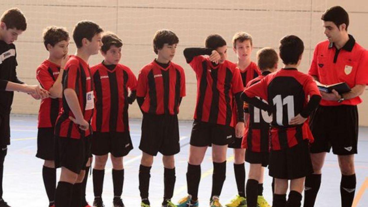 Imatge d'arxiu / Font: Futbol Sala Sant Cugat