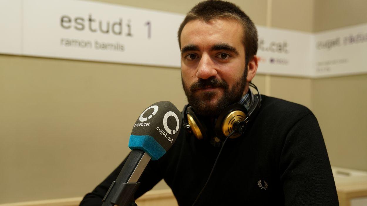 Ricard Valls és un dels impulsors de Sotasons / Foto: Guillem Babitsch (Cugat Mèdia)