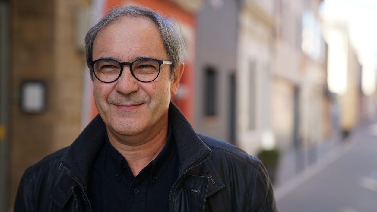 Dr. Francesc Fàbregues, ginecòleg d'Àptima Centre Clínic MútuaTerrassa i responsable de la Unitat de Reproducció assistida del centre.