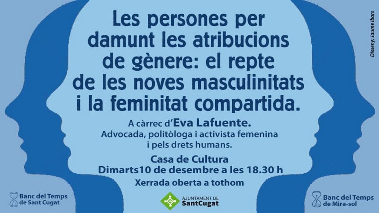 Xerrada: 'Les persones per damunt les atribucions de gènere'