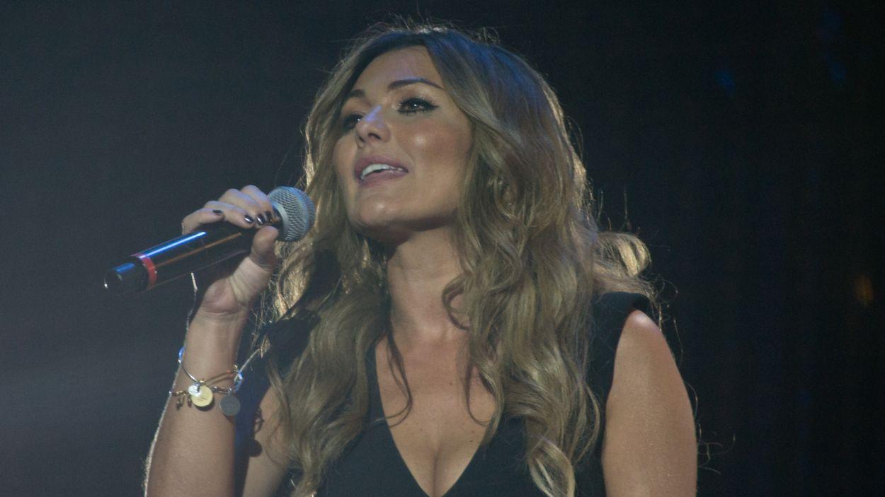 Amaia Montero, ex-cantant de la banda La Oreja de Van Gogh / Foto: Carlos Delgado; CC-BY-SA