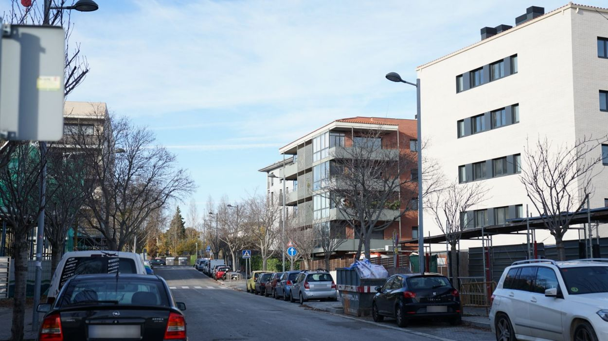 El barri de Volpelleres és un dels més nous de la ciutat / Foto: Guillem Babitsch (Cugat Mèdia)