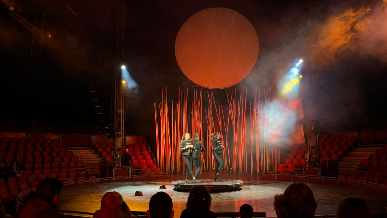 Notícies El Circo Italiano Porta A Sant Cugat Bellissimo La Conseqüència D Espectacles Anteriors