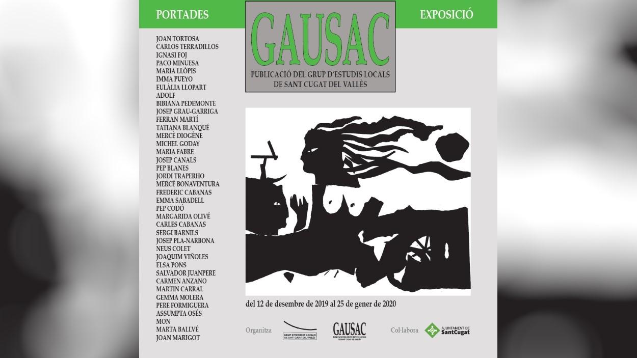 Presentació del número 51 de la revista 'Gausac'