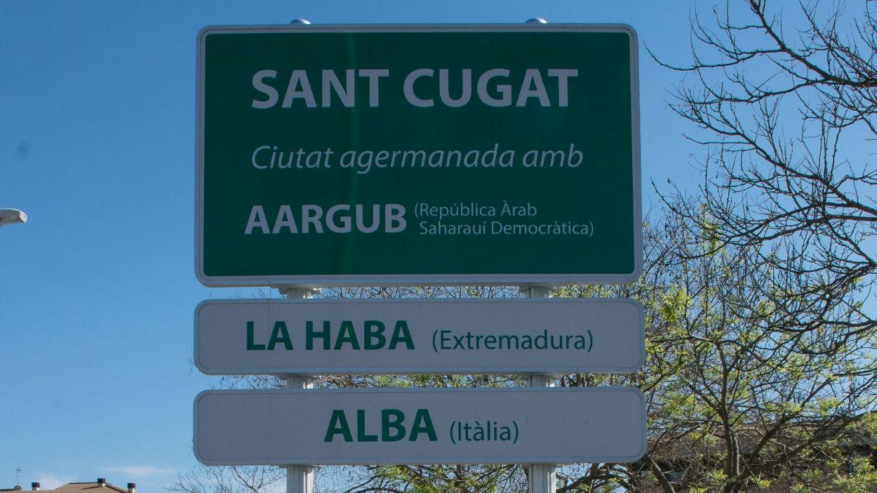 La intenció de Junts era implementar mesures per fomentar la marca Sant Cugat a l'exterior / Foto: Localpres