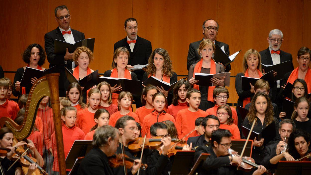 El 'Messies' és un clàssic dels concerts de Nadal / Foto: Localpres