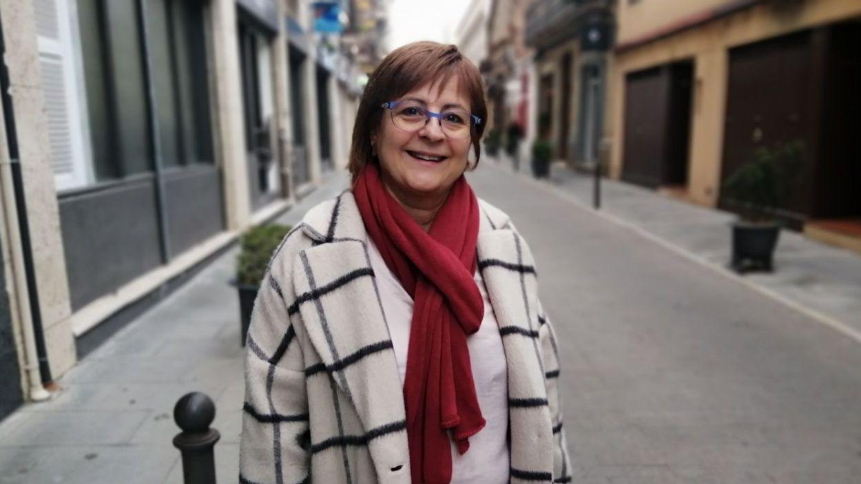 Núria Gorina és pediatra de l'HUGC / Foto: Cugat Mèdia