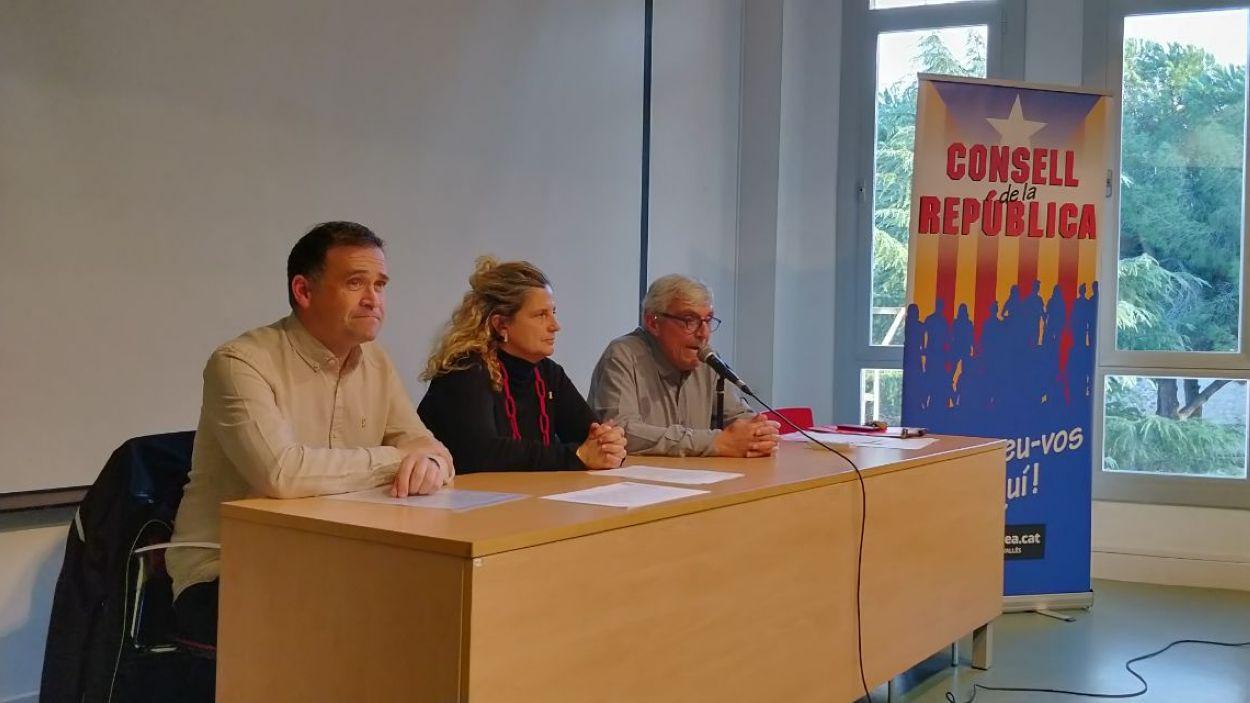 La presentació ha tingut lloc a la Casa de Cultura / Foto: Cugat Mèdia