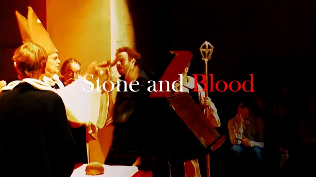 Netflix s'interessa per 'Pedra i sang'