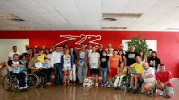 Del Car als Jocs Paralímpics de Londres