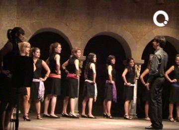 El Cor Infantil Sant Cugat fa els 20 anys amb el projecte d'una educació primària musical en marxa