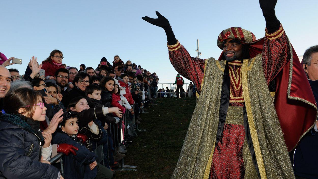 El Rei Baltasar / Foto: Localpres