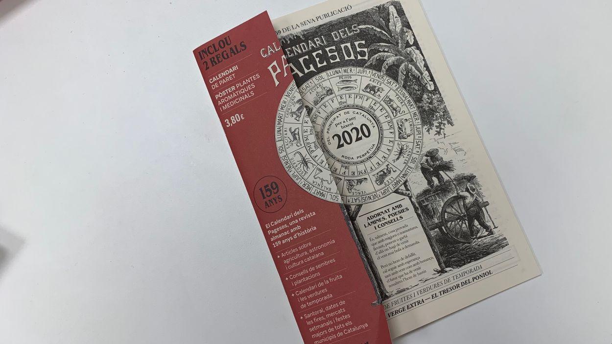 El Calendari dels Pagesos 2020 / Foto: Cugat Mèdia