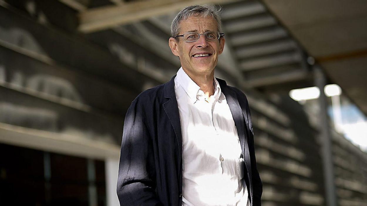 Jordi Sunyer, en una imatge d'arxiu / Foto: Foto: Premis Sant Cugat